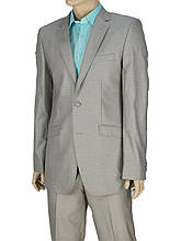 Чоловічий костюм Giordano Conti 183#2 світло-сірого кольору