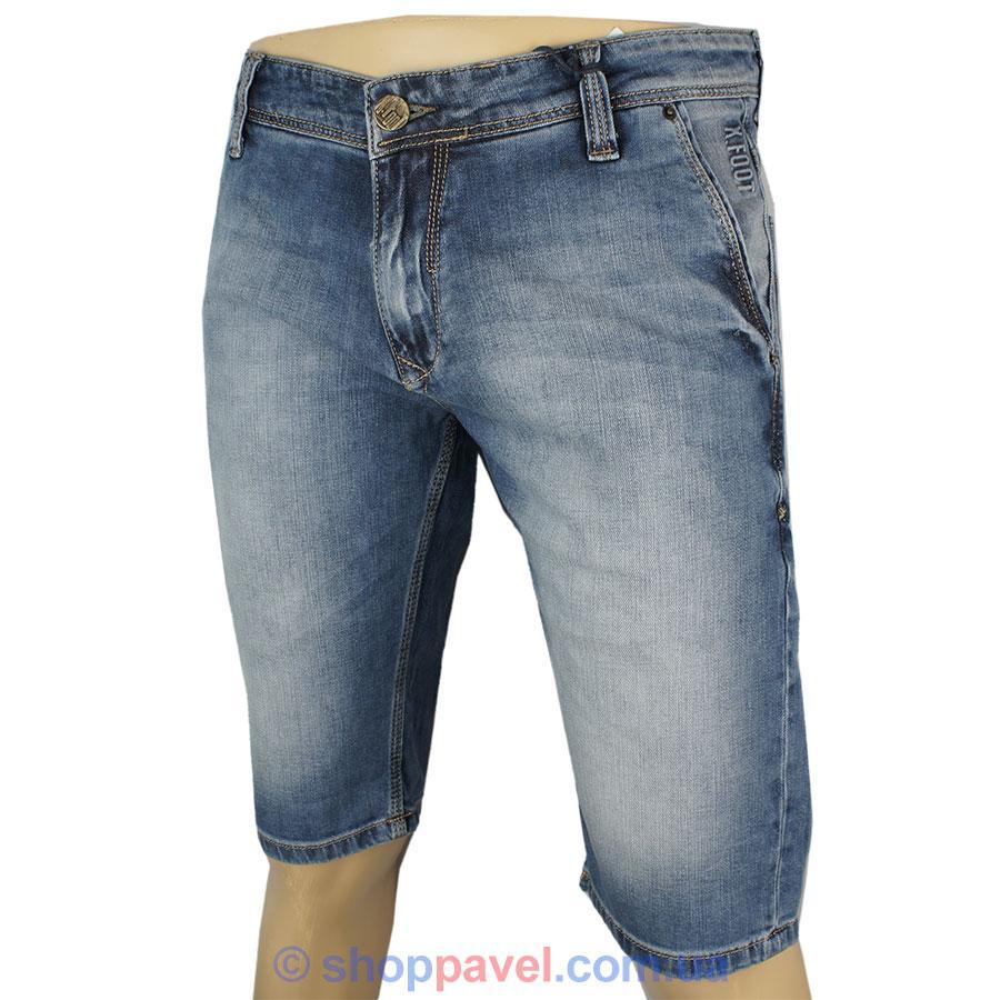 Чоловічі джинсові шорти X-Foot 4030