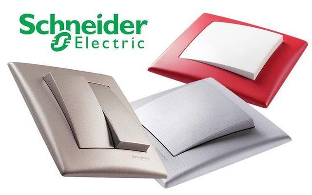 Электрофурнитура Schneider Electric