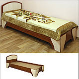 """Односпальне ліжко """"Ліна"""" Континент, фото 2"""