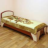 """Односпальне ліжко """"Ліна"""" Континент, фото 3"""