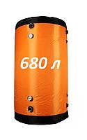 Аккумуляторная емкость Донтерм 680 литров (с изоляцией)