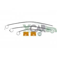 Ремкомплект стеклоподъемник Volkswagen Touareg задняя дверь 7L0839461D 7L0839462D