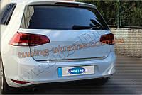Кромка на багажник Omsa на Volkswagen Golf 7 2012
