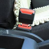 Универсальная автомобильная заглушка-переходник для ремня безопасности в авто 1 шт.