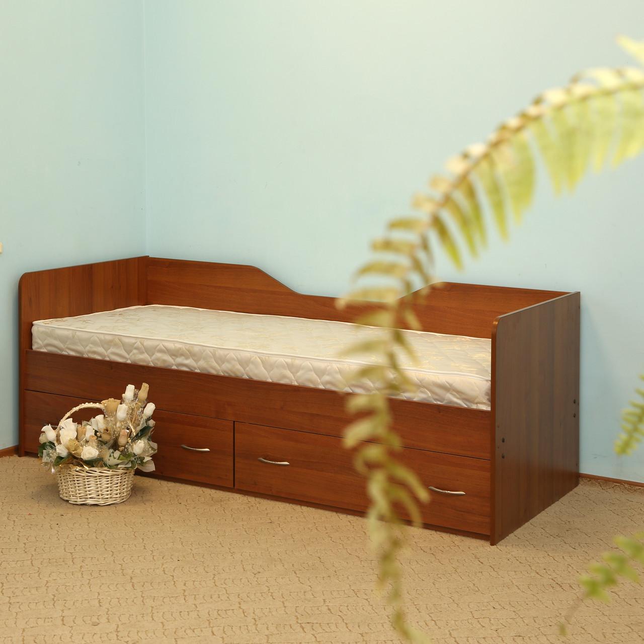 """Кровать односпальная """"Подростковая"""""""