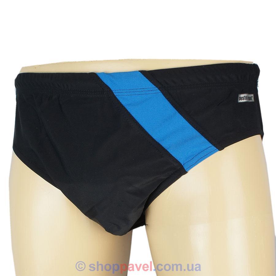 Чоловічі купальні плавки Sesto-senso NR BD 411