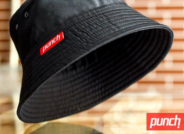 Панама PUNCH - Sunstroke, black/black