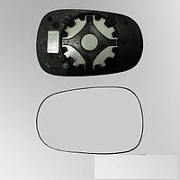 Стекло зеркала Renault Logan боковое левое, правое (производство RENAULT)