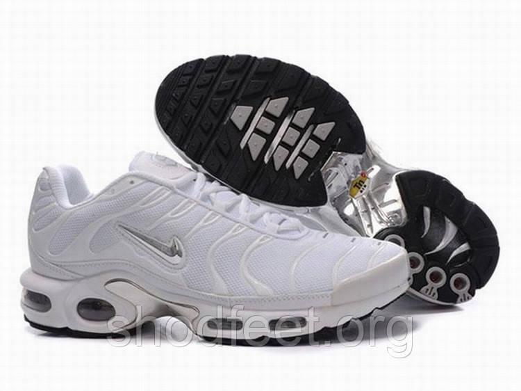 Кроссовки Nike Air Max Plus White