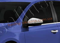 Накладки на зеркала Omsa на Volkswagen Golf 7 2012