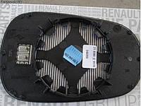 Стекло зеркала Renault Logan,Modus  боковое левое, правое (производство RENAULT)