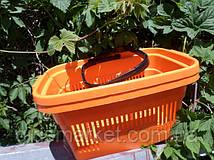 Яркие, солнечные, прочные покупательские корзины станут вашим удачным приобретением. Несомненно будут радовать глаз как покупателей так и работников зала.