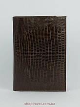 Обкладинка на авто Canpellini 0450 темно-коричневого кольору
