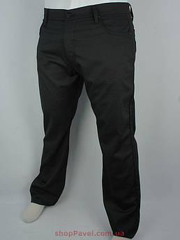 Чоловічі чорні джинси Cen-cor MD-1136 великого розміру