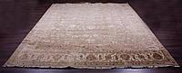Индийский классический ковер из шелка с шерстью