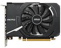 Відеокарта MSI GeForce GTX 1050 TI AERO ITX 4G OC, фото 1