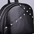 Кожаный рюкзак Pilot S Soft с декором, фото 4