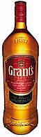 Виски Grant's 1л
