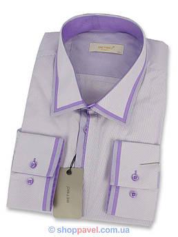 Чоловіча сорочка Betibo Slim 0370 B
