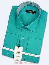 Чоловіча сорочка приталена Negredo 01059 Slim