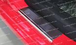 Накладки на пороги Hyundai i20 1 (накладки порогов Хендай I20), фото 3