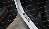 Накладки на пороги Hyundai i20 1 (накладки порогов Хендай I20), фото 6