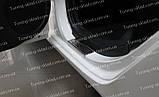 Накладки на пороги Hyundai i20 1 (накладки порогов Хендай I20), фото 8