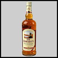 Виски Sir Edward`s (Сэр Эдвардс) 1L