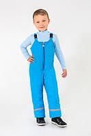 Зимний детский костюм-комбинезон из мембранной ткани для мальчика Модный Карапуз 03-00672-0