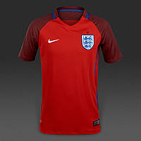Детская футбольная футболка England 2016-2017 Away Nike Football 724693-600