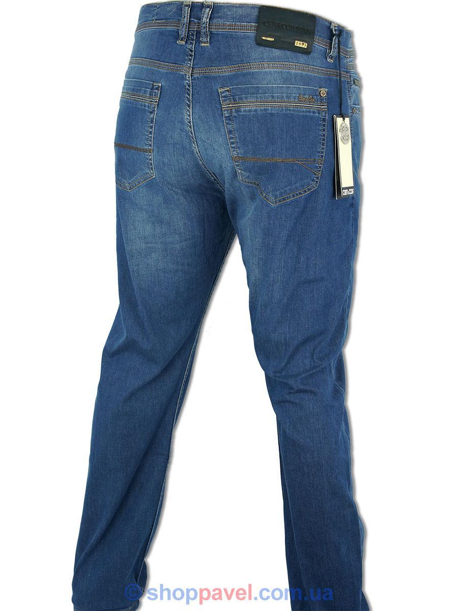 Класичні чоловічі джинси Cen-cor CNC-1238-BT великого розміру