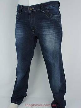 Чоловічі джинси Differ E-1916 SP.0563 темно-синього кольору