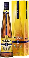 Бренди Metaxa 5*, 1L Бренди Метакса 5*