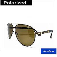 Солнцезащитные мужские очки Montblank, поляризация,антиблик