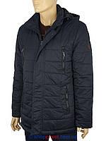 Зимова утеплена чоловіча куртка з капюшоном Santoryo WK 7319
