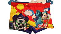 Плавки-шорты для мальчиков с ярким принтом, Baby