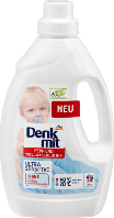 Гель для стирки деликатного и шерстяного детского белья Denkmit Ultra Sensitive, 1,5L