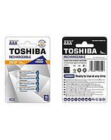 Аккумулятор Toshiba AAA 750 mAh Ni-MH