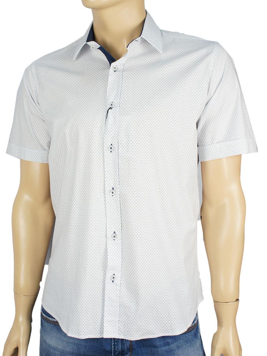 Чоловіча сорочка Negredo 0250 стрейч