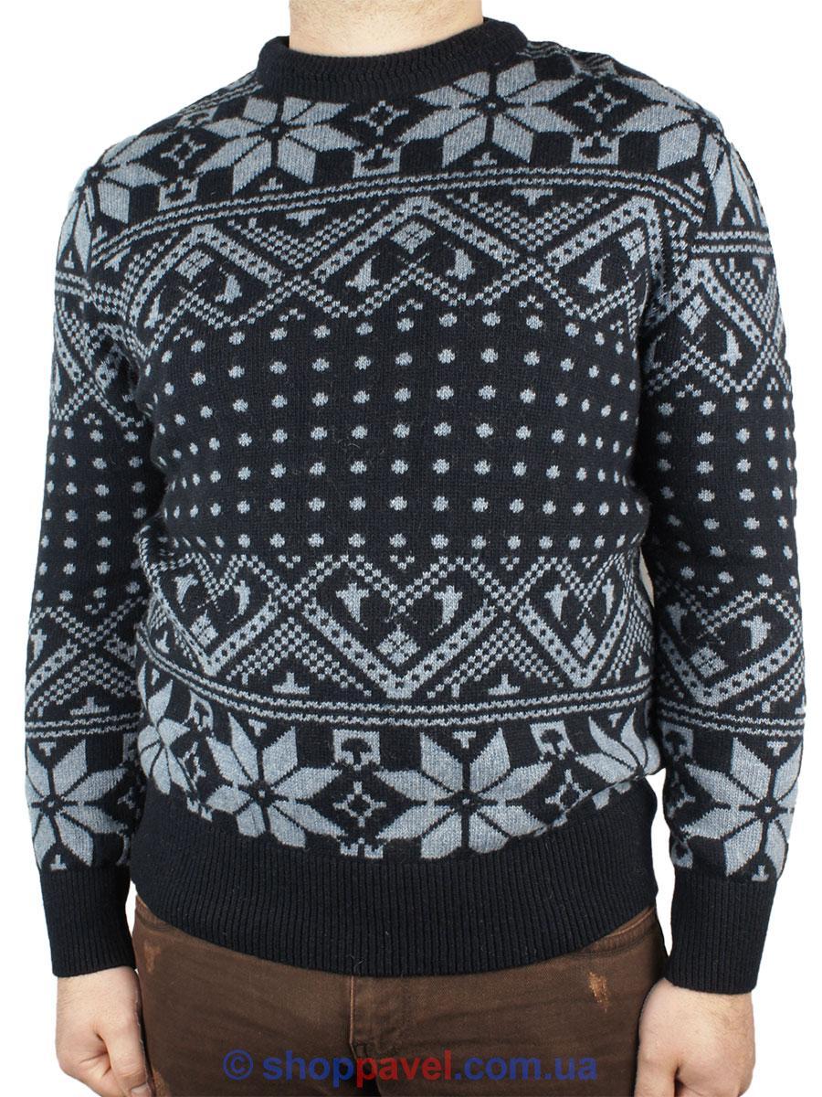 Турецький чоловічий в'язаний светр DLNA в різних кольорах 0620 Н