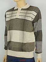 Комбінований чоловічий светр Expand 0380 Н з коміром