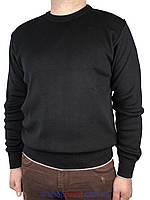 Чорний чоловічий светр Expand 0340 Н з круглим горлом