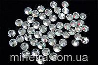 Камені Сваровські клейові 3604 кристал ss16 упаковка 50 шт
