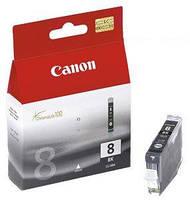 Чернильница Canon CLI-8Bk iP4200/4300/4500/5200 5300/6600D, MP500/530/800/830, Pro9000