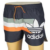 Чоловічі спортивні шорти в стилі A 4387