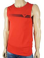 Чоловіча безрукавка Maraton SLT001 червоного кольору
