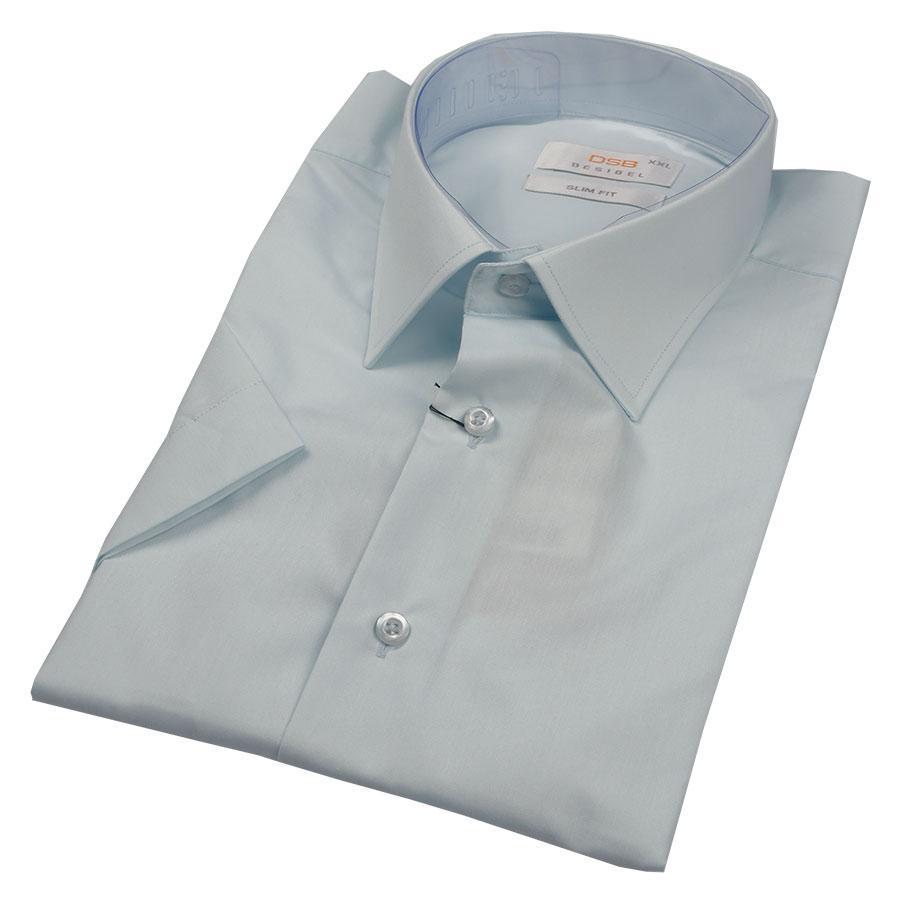 Чоловіча сорочка Negredo 31016 Slim блакитного кольору