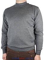 Чоловіча водолазка Taddy 0250 сірого кольору