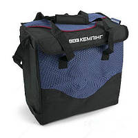 Термосумка (сумка-холодильник) Кемпiнг HB5-720  19 л синяя iзотермiчна сумка, фото 1